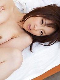 Japan girl An Mashiro shows her beautiful body and nice tits