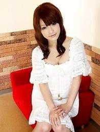 Yukina Mori showing her titties