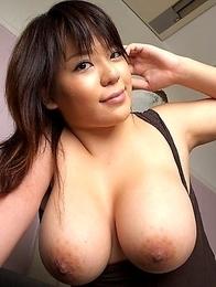 Busty japanese girl