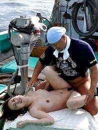 Busty Hinata Serina gets fucked