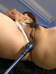 Hot Yui Hatano has crack fucked in face of