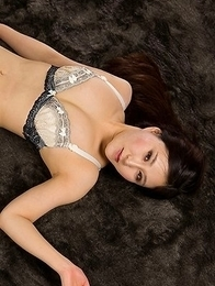 Yuu Kazuki oils herself up before using her favorite dildo to orgasm HARD on cam