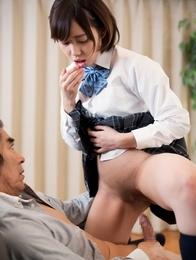 Schoolgirl Fujikawa Reina